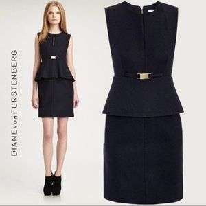 NWOT DVF Deilia Dress